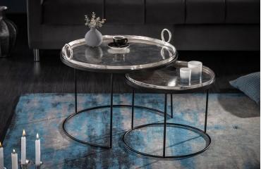 Designer Beistelltisch ORIENTA SET 2-NATIVO™ Designer Möbel Österreich