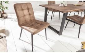 2 x Designer Stuhl LIVORNO BEIGE-NATIVO™ Designer Möbel Österreich