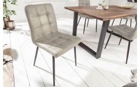 2 x Designer Stuhl LIVORNO GREY-NATIVO™ Designer Möbel Österreich