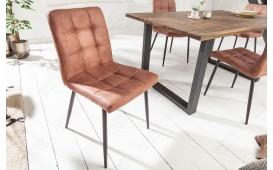 2 x Designer Stuhl LIVORNO BROWN-NATIVO™ Designer Möbel Österreich