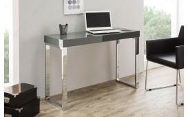 Designer Schreibtisch SIMPLA DARK GREY