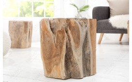 Designer Sitzhocker NATURE 45 cm-NATIVO™ Designer Möbel Österreich