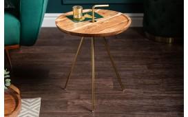 Designer Beistelltisch SIMPLY GOLD 41 cm-NATIVO™ Designer Möbel Österreich