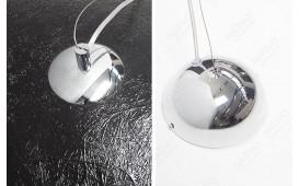 Designer Hängeleuchte WOK XL BLACK SILVER-NATIVO™ Designer Möbel Österreich