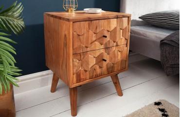 Designer Beistelltisch ARABIC OAK 40 cm-NATIVO™ Designer Möbel Österreich