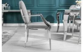 Designer Stuhl ROCCO GREY II mit Armlehne-NATIVO™ Designer Möbel Österreich