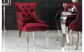 2 x Designer Stuhl FORTRESS RED-NATIVO™ Designer Möbel Österreich