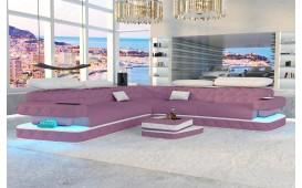Designer Sofa EXODUS CORNER mit LED Beleuchtung & USB Anschluss-NATIVO™ Designer Möbel Österreich