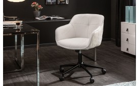 Designer Bürostuhl MASSIVO WHITE