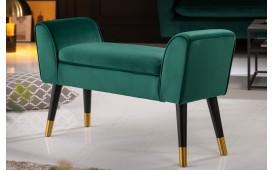 Designer Polsterbank CHARLOTTE GREEN
