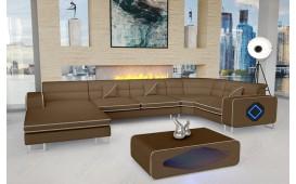 Designer Sofa GREGORY XL mit LED Beleuchtung-NATIVO™ Designer Möbel Österreich