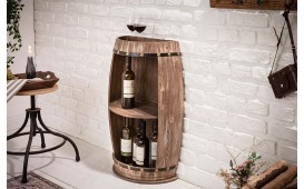 Designer Regal WINE VILLA HALF 79 cm