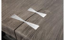 Designer Esstisch TAURUS GREY Artwork 240 cm-NATIVO™ Designer Möbel Österreich