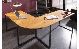 Designer Schreibtisch HERO NATURAL