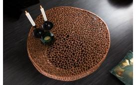 Designer Couchtisch POCAHONTAS HANDLE COPPER 80 cm-NATIVO™️ Designer Möbel Österreich