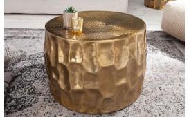 Designer Couchtisch BOHO GOLD III S