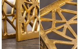 Designer Couchtisch MOZAIK GOLD SET 2-NATIVO™️ Designer Möbel Österreich
