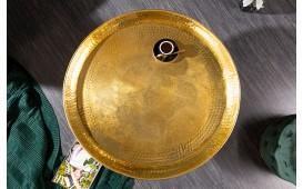 Designer Couchtisch BOHO GOLD IV-NATIVO™️ Designer Möbel Österreich