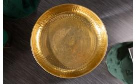 Designer Beistelltisch BOHO GOLD IV-NATIVO™️ Designer Möbel Österreich