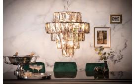 Designer Hängeleuchte CRISTALLO-NATIVO™️ Designer Möbel Österreich