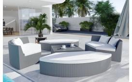 Rattan Lounge Garten Insel FELIX (6 teilig) - V1-NATIVO™️ Designer Möbel Österreich