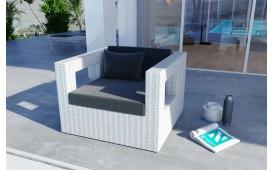 Rattan Lounge GROOVE Garten (5.tlg.) - v2-NATIVO™️ Designer Möbel Österreich