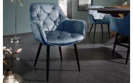 2 x Designer Stuhl SLIM PETROL-NATIVO™️ Designer Möbel Österreich