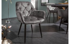 2 x Designer Stuhl SLIM GREY-NATIVO™️ Designer Möbel Österreich