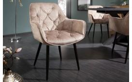 2 x Designer Stuhl SLIM BEIGE-NATIVO™️ Designer Möbel Österreich