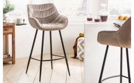 2 x Designer Barhocker WADE BEIGE-NATIVO™️ Designer Möbel Österreich
