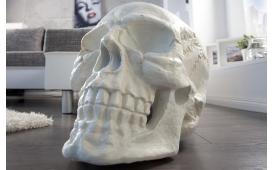 Designer Skulptur CRANEO NATURE