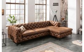 Designer sofa ROCCO ANTIK-NATIVO™️ Designer Möbel Österreich