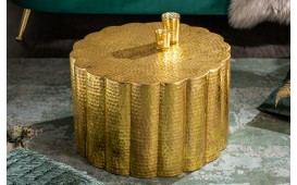 Designer Couchtisch LIQUOR GOLD