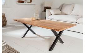 Designer Couchtisch TAURUS X HONEY 120 cm