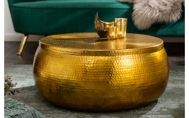 Designer Couchtisch AMELLIA GOLD-NATIVO™ Designer Möbel Österreich