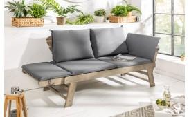Designer Polsterbank GIARDINO GREY-NATIVO™️ Designer Möbel Österreich