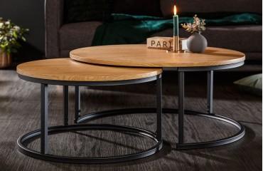 Designer Couchtisch CALEB 2er SET-NATIVO™ Designer Möbel Österreich