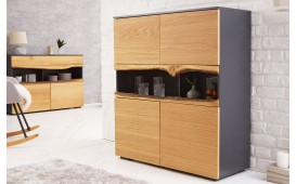 Designer Hochkommode HUNTER 100 cm - NATIVO™ Designer Möbel Österreich