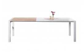 Designer Esstisch W7 135-175-215 cm mit Funktion