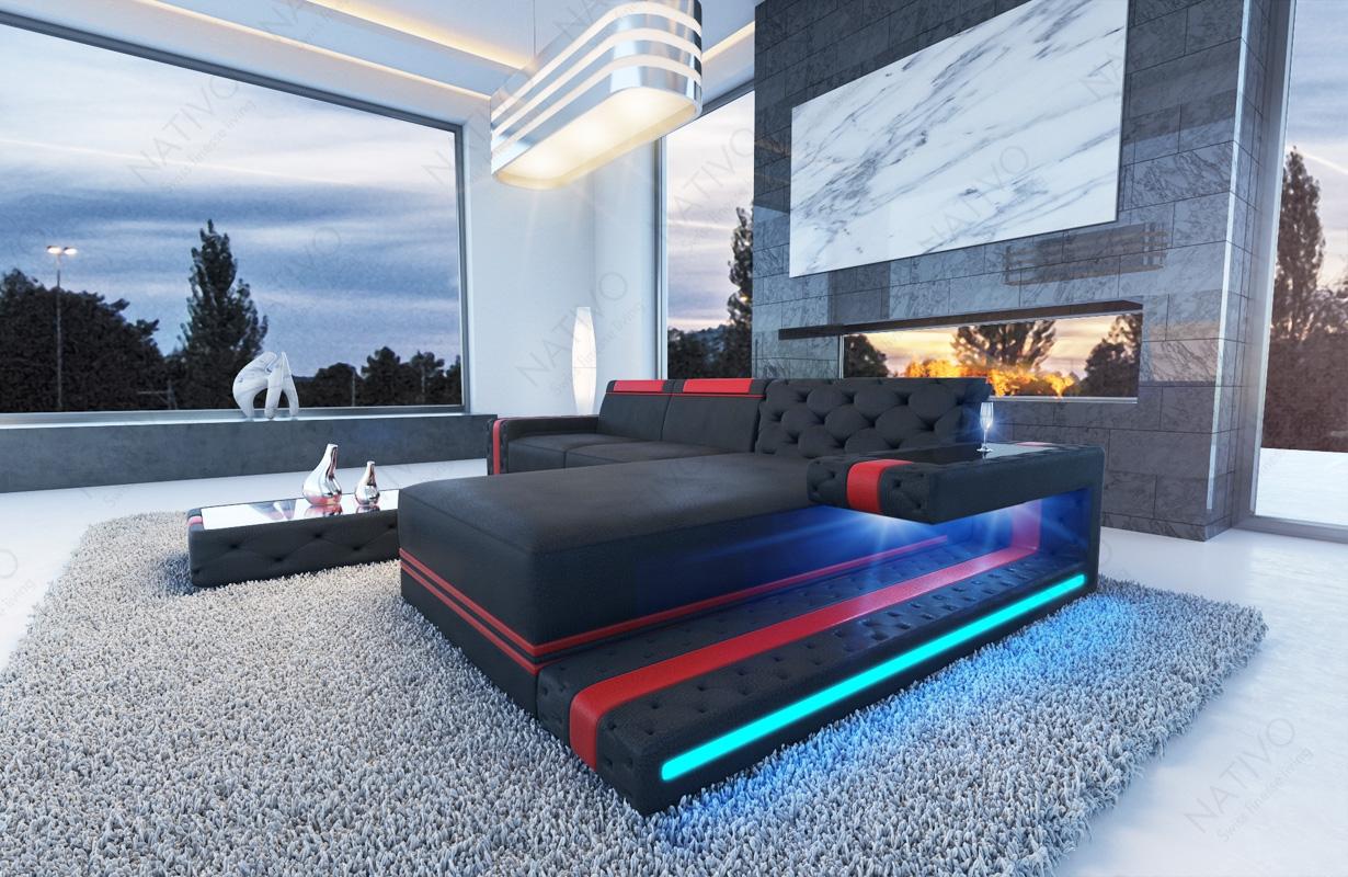 ledersofa imperial bei nativo m bel oesterreich g nstig. Black Bedroom Furniture Sets. Home Design Ideas