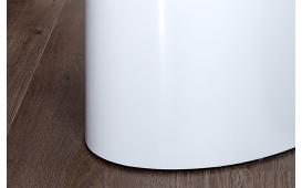 Designer Beistelltisch DIVO WHITE SET 2