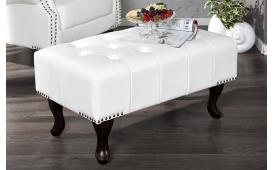 Designer Relaxsessel CHESTER WHITE