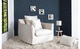 Designer Relaxsessel HAVAN WHITE
