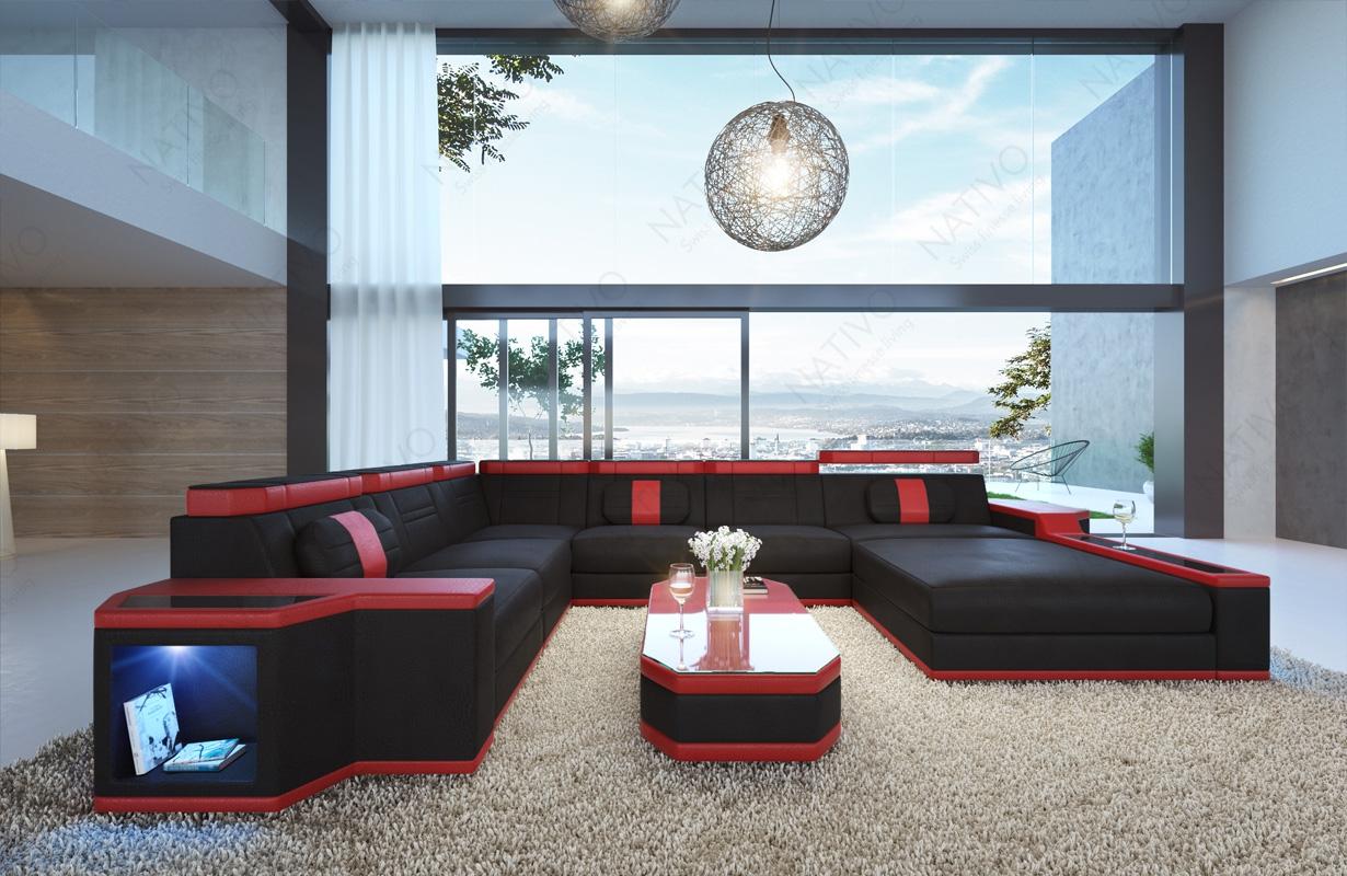 Led wohnzimmer finest paneele wei indirekte