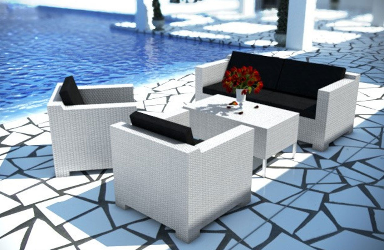 rattan sofa lounge memfis gartenset von nativo m bel. Black Bedroom Furniture Sets. Home Design Ideas