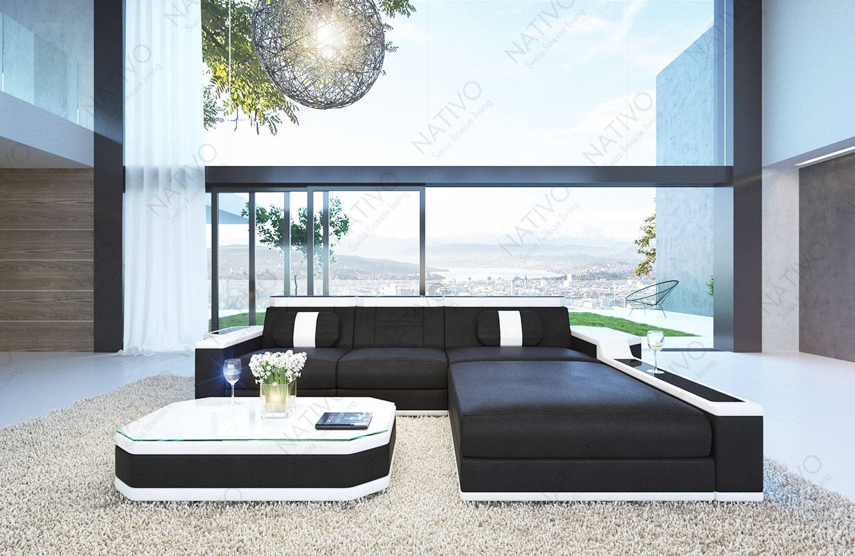 ledersofa cesaro bei nativo m bel oesterreich g nstig kaufen. Black Bedroom Furniture Sets. Home Design Ideas