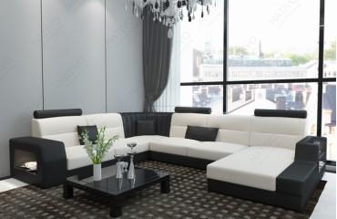 Designer Sofa LEGOLAS XXL von NATIVO Moebel Wien