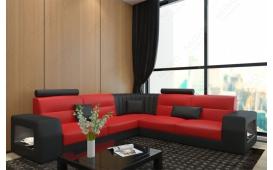 Designer Sofa LEGOLAS CORNER mit LED Beleuchtung