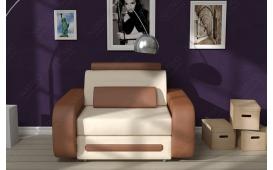 Designer Sofa DAVOS 1-Sitzer von NATIVO Moebel Wien