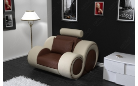 Designer Sofa BARCA 1-Sitzer